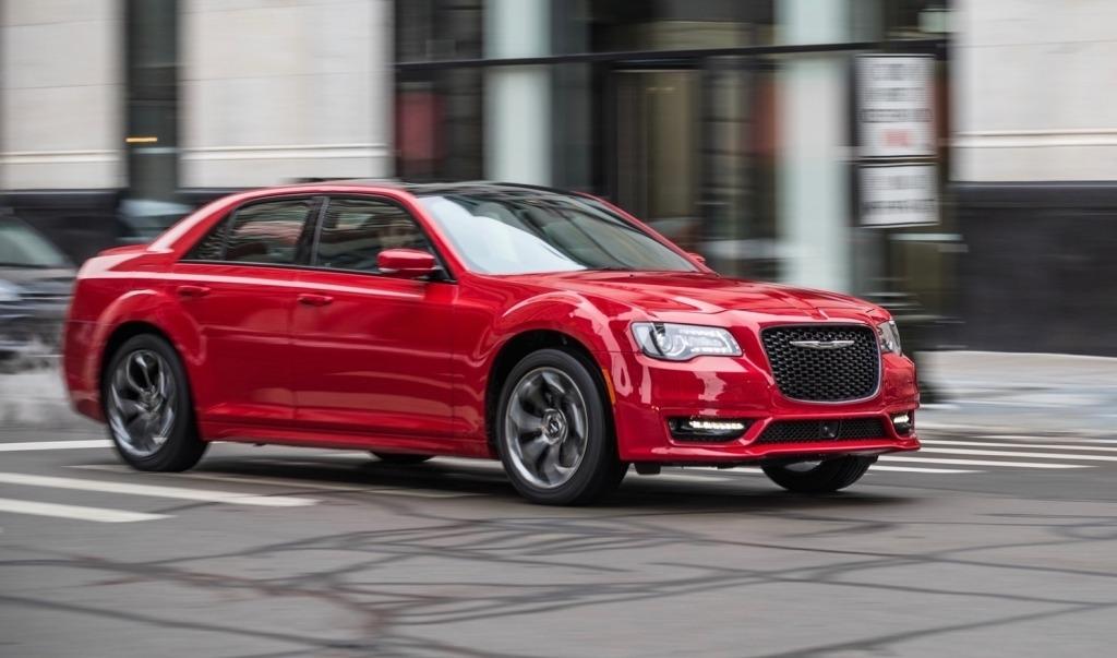2020 Chrysler 300c Redesign