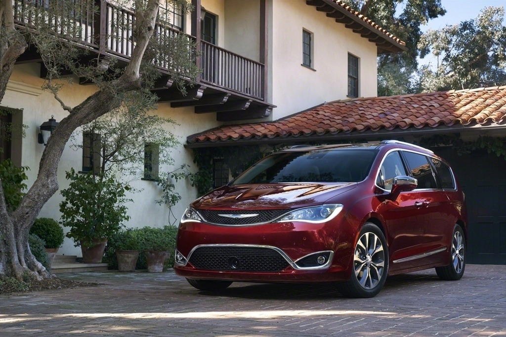 2020 Chrysler Pacifica Powertrain
