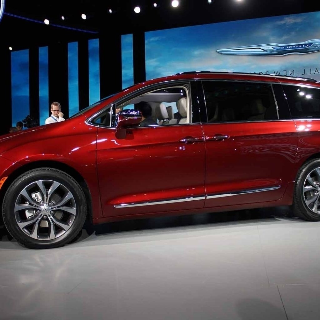 2020 Chrysler Pacifica Specs