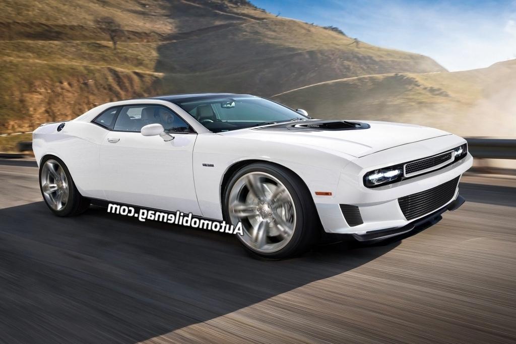 2020 Dodge Challenger Redesign