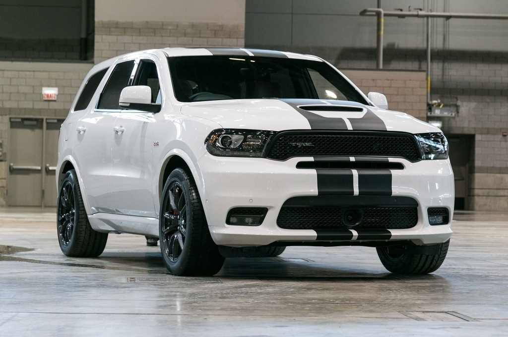 2020 Dodge Durango Spy Photos | SUV Models