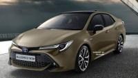 2020 Toyota Corolla Powertrain