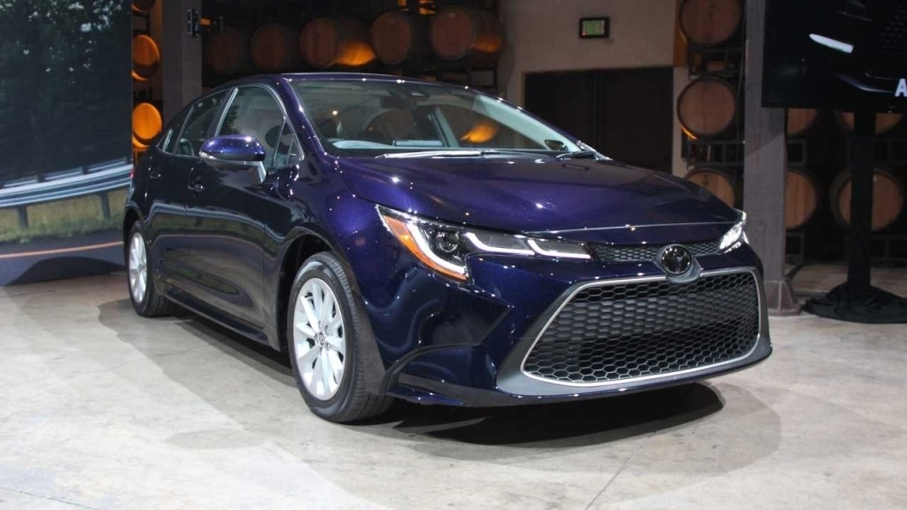 2020 Toyota Corolla Release Date