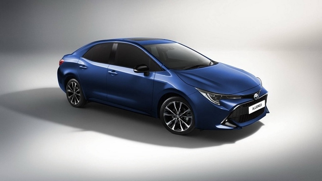 2020 Toyota Corolla Wallpaper