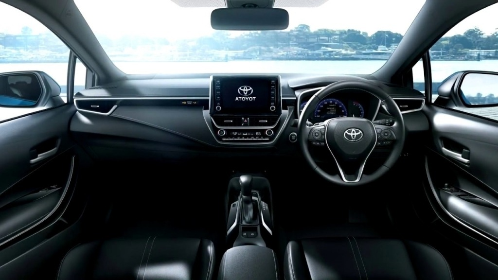 2019 Toyota Auris Wallpaper