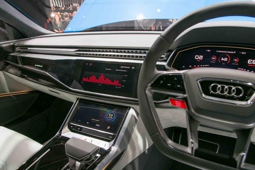 2020 Audi Q9 Exterior