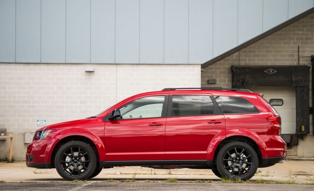 2020 Dodge Journey Interior Suv Models