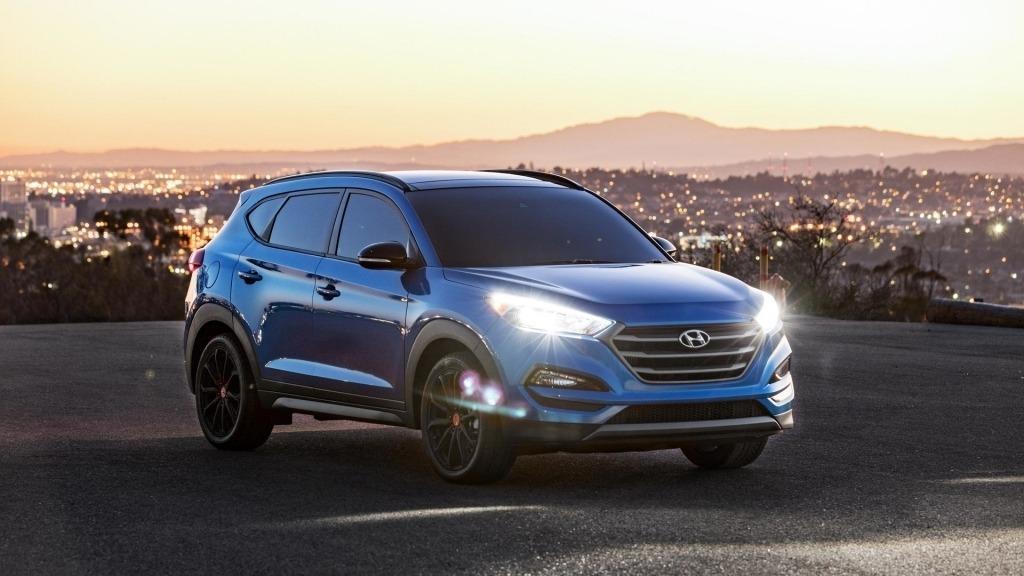 2020 Hyundai Tucson N Spy Shots