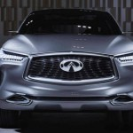 2020 Infiniti QX70 Wallpapers