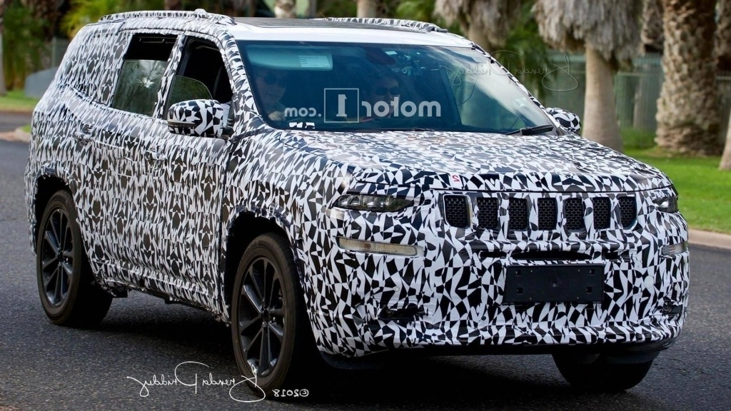 2020 Jeep Grand Cherokee Concept