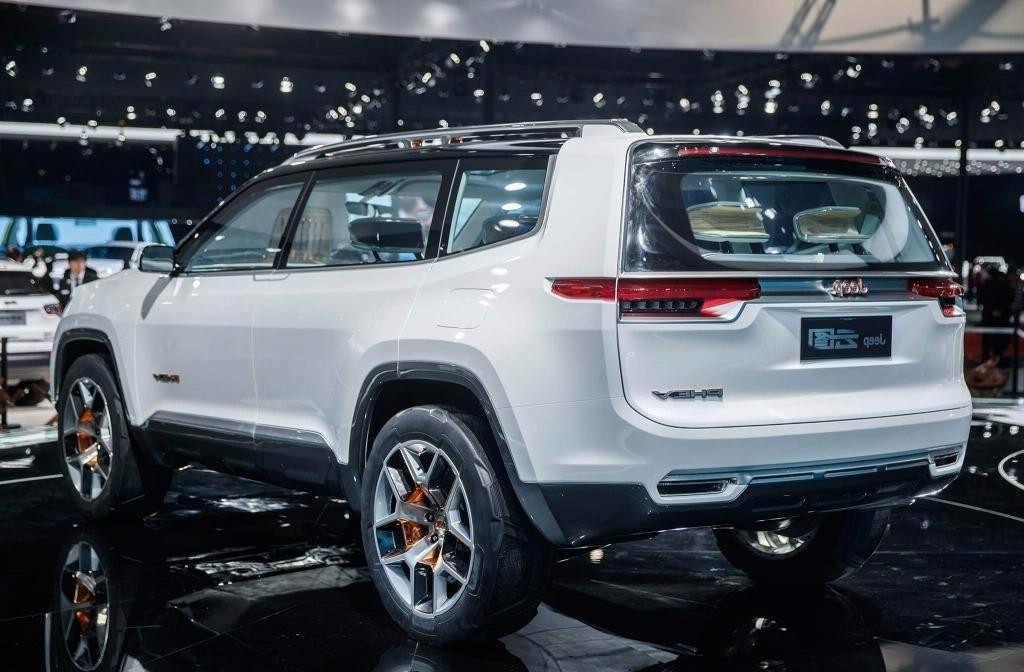 2020 Jeep Grand Cherokee Exterior