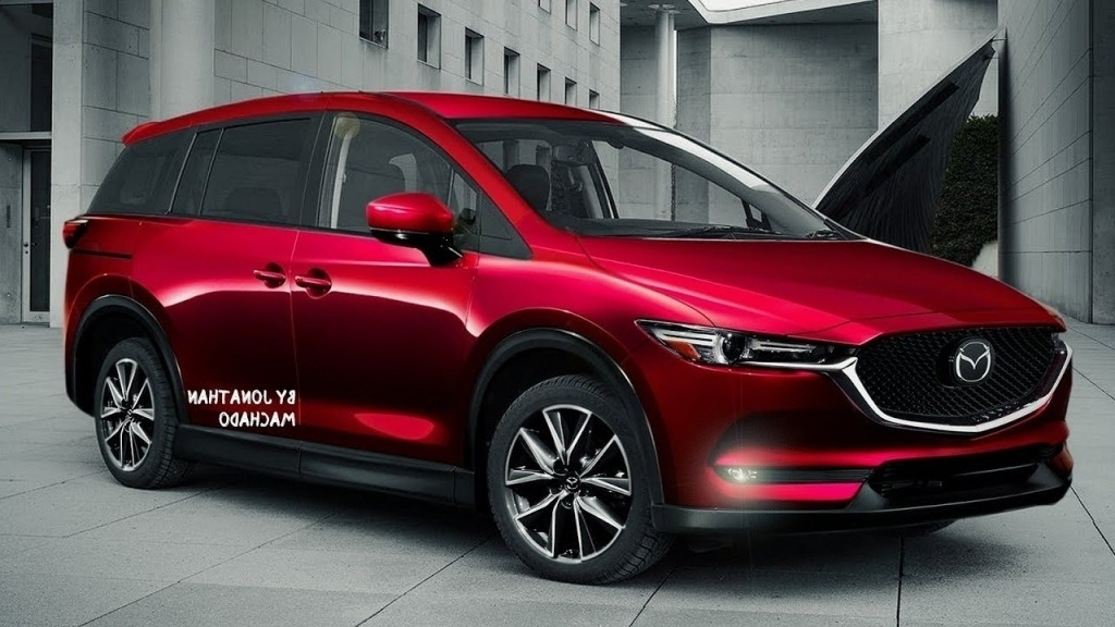 2020 Mazda CX5 Spy Photos