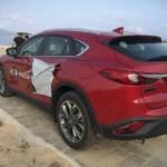 2020 Mazda CX5 Spy Shots