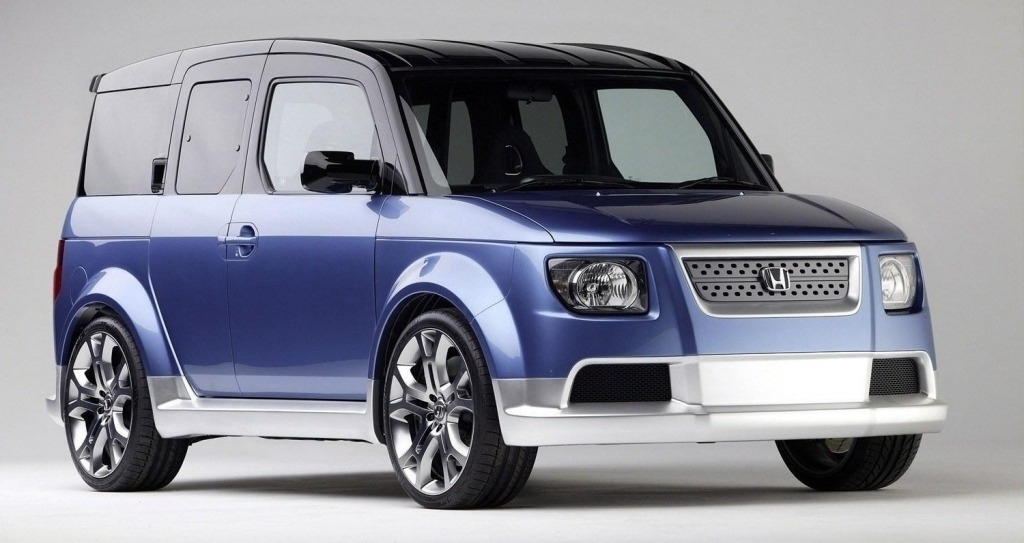 2021 Honda Element Wallpapers
