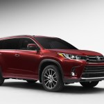 2021 Toyota Highlander Spy Shots