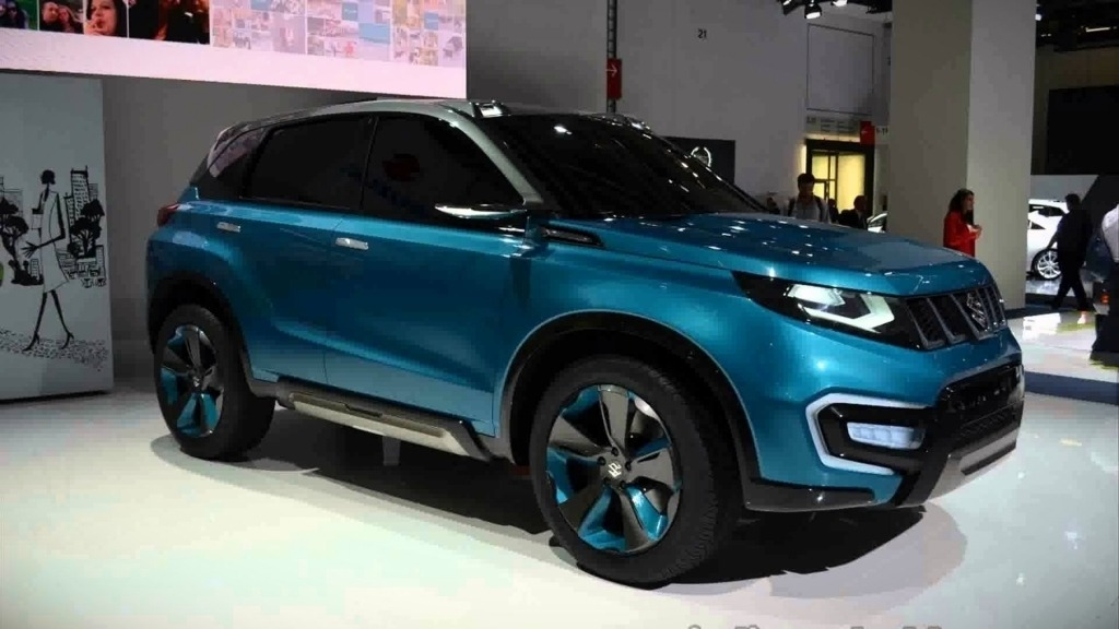 2020 Suzuki Grand Vitara Engine
