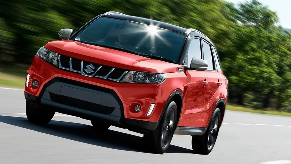 2020 Suzuki Grand Vitara Images