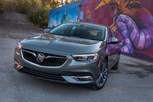 2021 Buick Regal Images