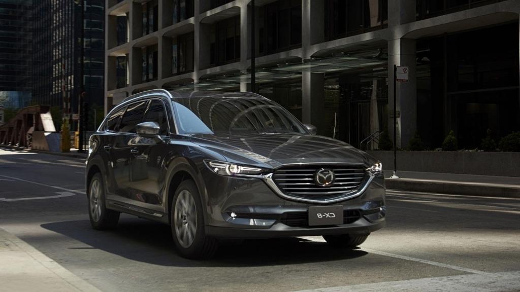 2021 Mazda CX9 Concept