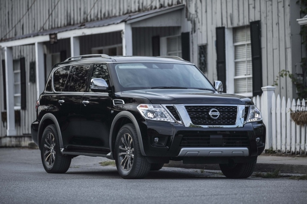 2021 nissan armada redesign, price, release date, and