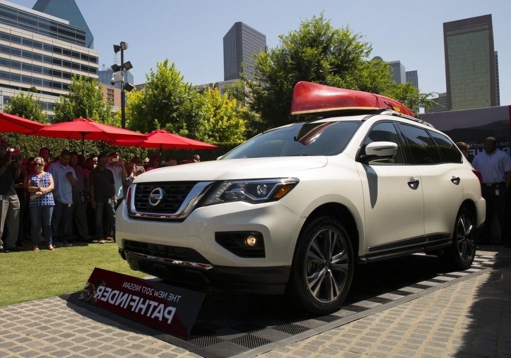 2021 Nissan Pathfinder Release Date