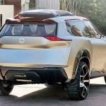 2021 Nissan Pathfinder Spy Photos