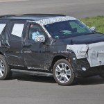 2021 Chevy Tahoe Powertrain