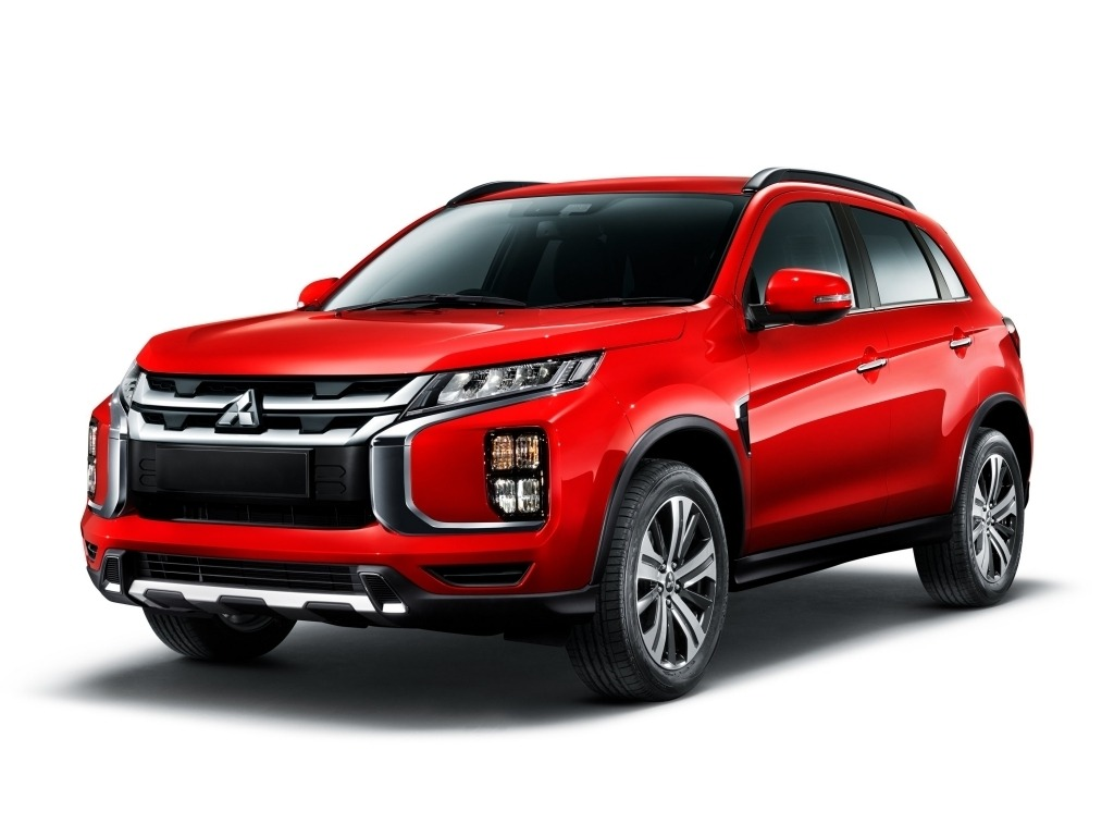 2020 Mitsubishi Outlander Pictures