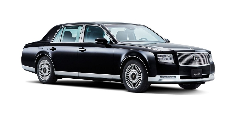 2020 Toyota Century Spy Photos