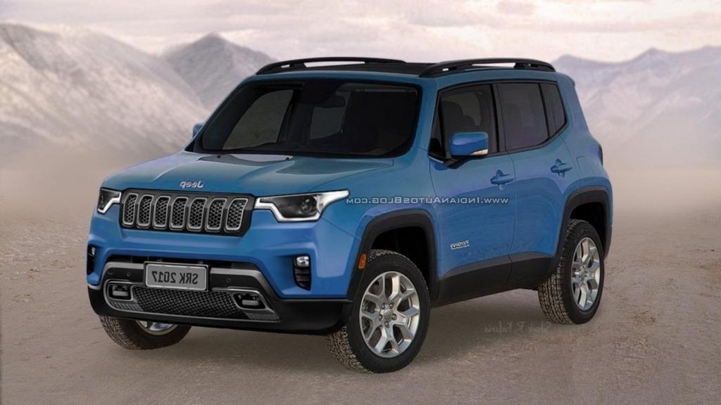 2021 Jeep Renegade Drivetrain