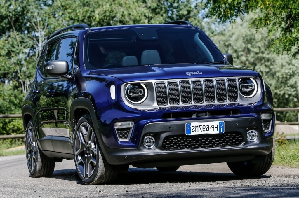 2021 Jeep Renegade Redesign