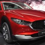 2021 Mazda CX3 Spy Photos