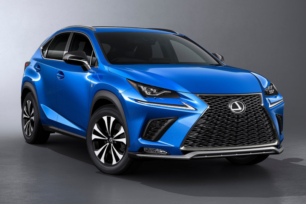 2021 lexus nx wallpapers  suv models