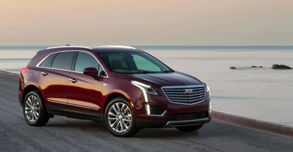 2021 Cadillac XT7 Pictures