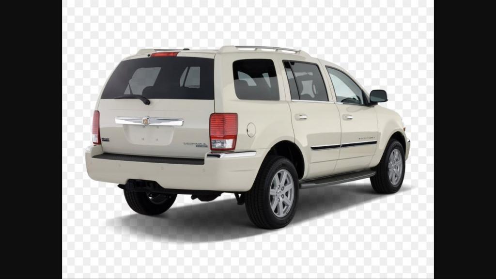 2021 Chrysler Aspen Release date | SUV Models