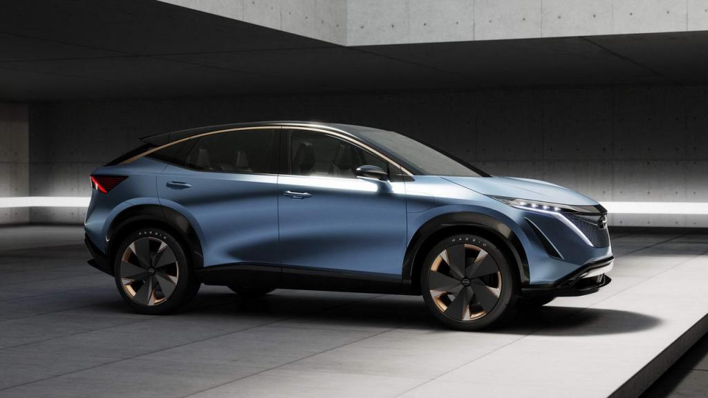 2021 Nissan Qashqai Concept