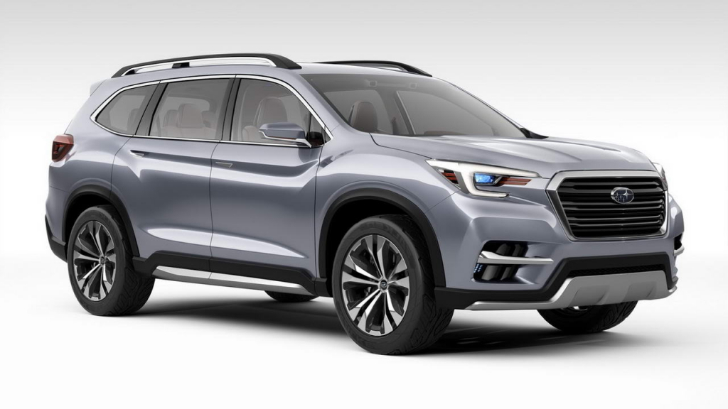 2021 subaru ascent news changes specs and release date