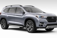 2021 Subaru Ascent Powertrain