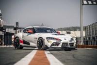 2021 Toyota Supra Spy Photos