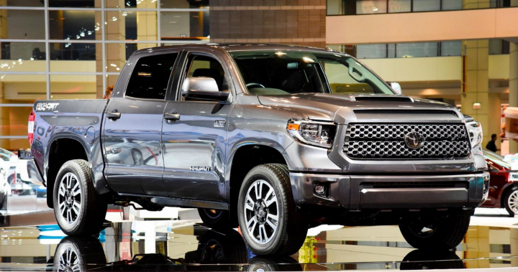 2021 toyota tundra redesign review and price  suv models