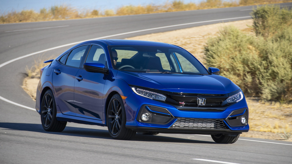 2022 Honda Civic Wallpaper