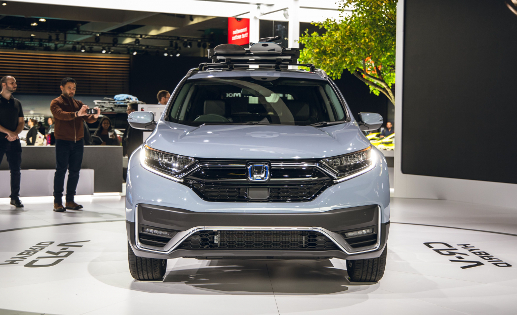2022 Honda CRV Price