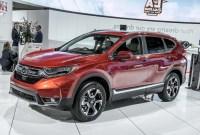 2022 Honda CRV Release Date