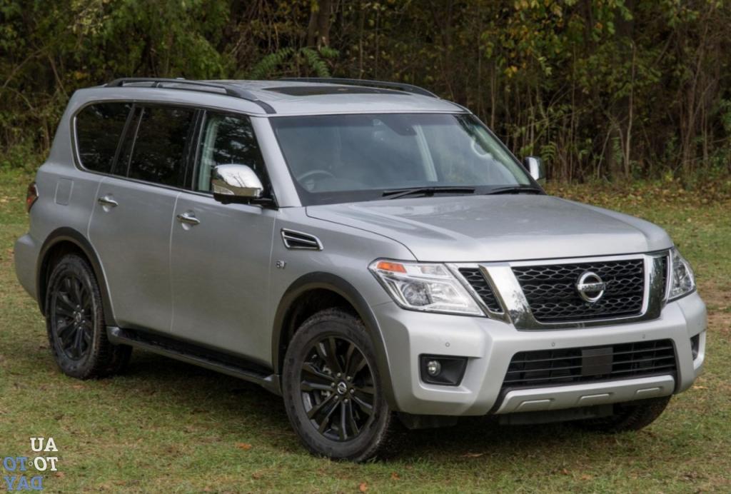 2022 Nissan Armada Price