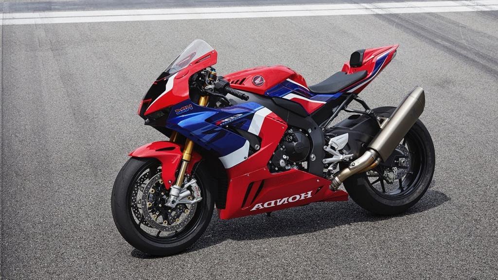 2021 Honda CBR1000RRR Redesign