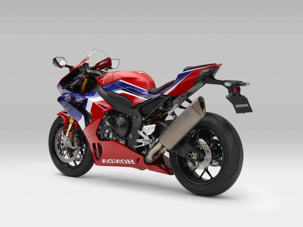 2021 Honda CBR1000RRR Specs