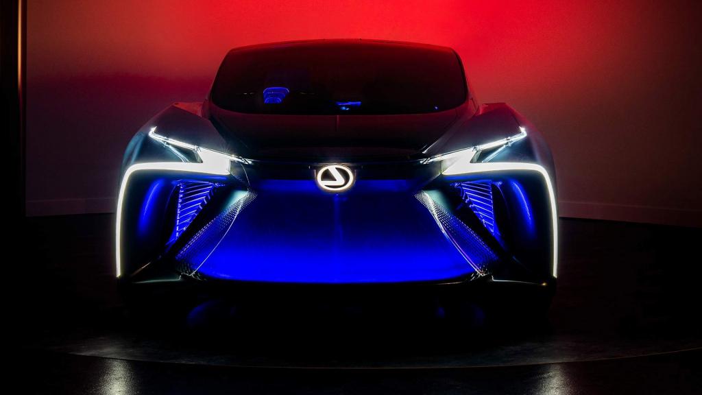 2021 Lexus UX300e Drivetrain