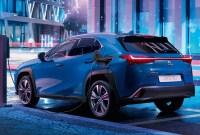2021 Lexus UX300e Release Date