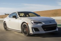 2021 Subaru BRZ TS Wallpaper