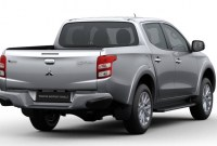 2021 Mitsubishi Triton Powertrain